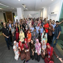 Dosen FKM UTU ikuti 5th Asia International Conference di Malaysia